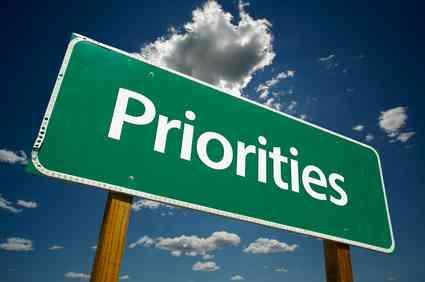 Priorities 2015